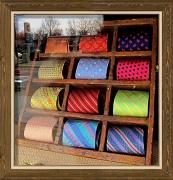 18th Jan 2011 - A Rainbow of Ties