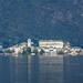 Isola di San Giulio in the morning