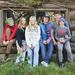 The annual cabin photo