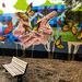 New mural Osbourne St, South Yarra