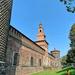 Around the Castello Sforzesco