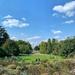 Garden  of the Castello sforzesco