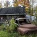 Old Abandoned Repair Garage