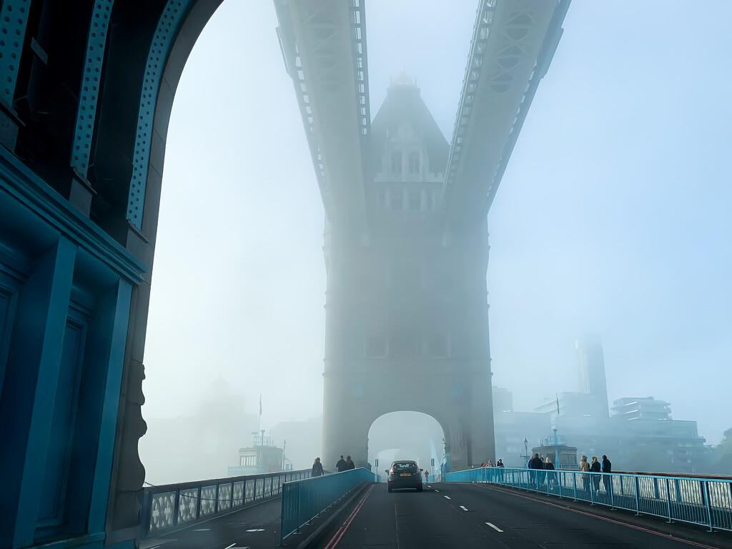 Tower Bridge again by pamknowler