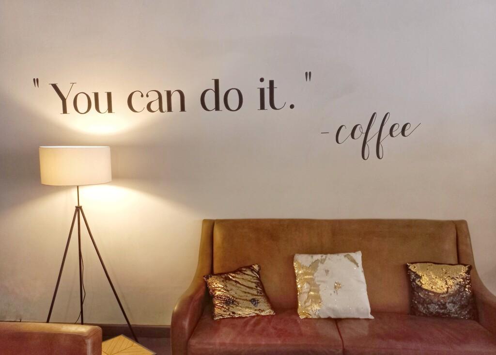 Coffee Shop Decal by salza
