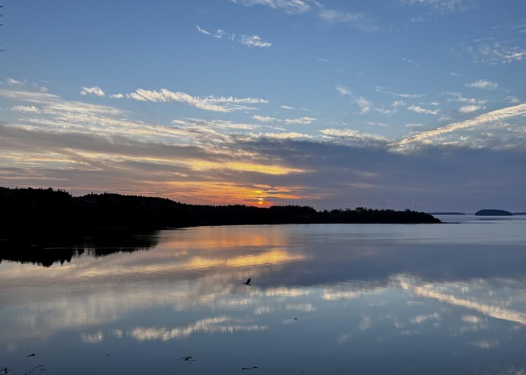 Good Morning Machiasport, Maine by berelaxed