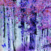 Welcome to the purple woods...