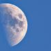 Moon Shot Before Sunset! by rickster549