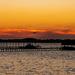 Navy Helicopter Enjoying the Sunset!
