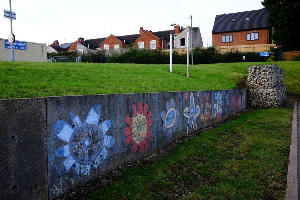 Graffiti at the Doctors! by allsop