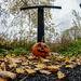 October Words - Jack-O-Lantern
