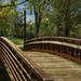 bridge with lampposts