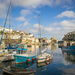 Busy day in Mevagissey today.