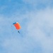 Old Sarum Parachutist