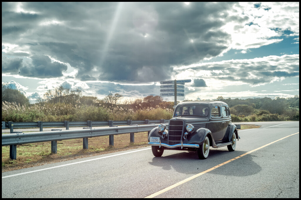 Old Car by brotherone