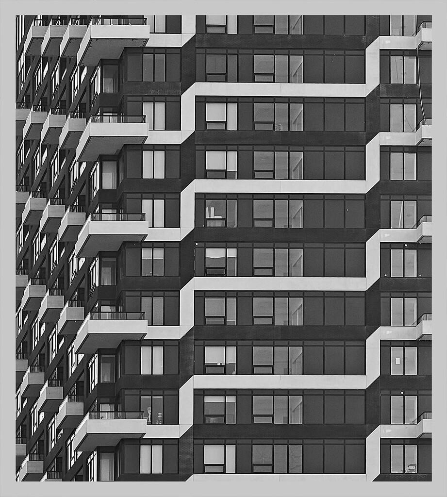 Zig Zag Windows by gardencat