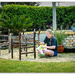 Spring tidy up on garden furniture..