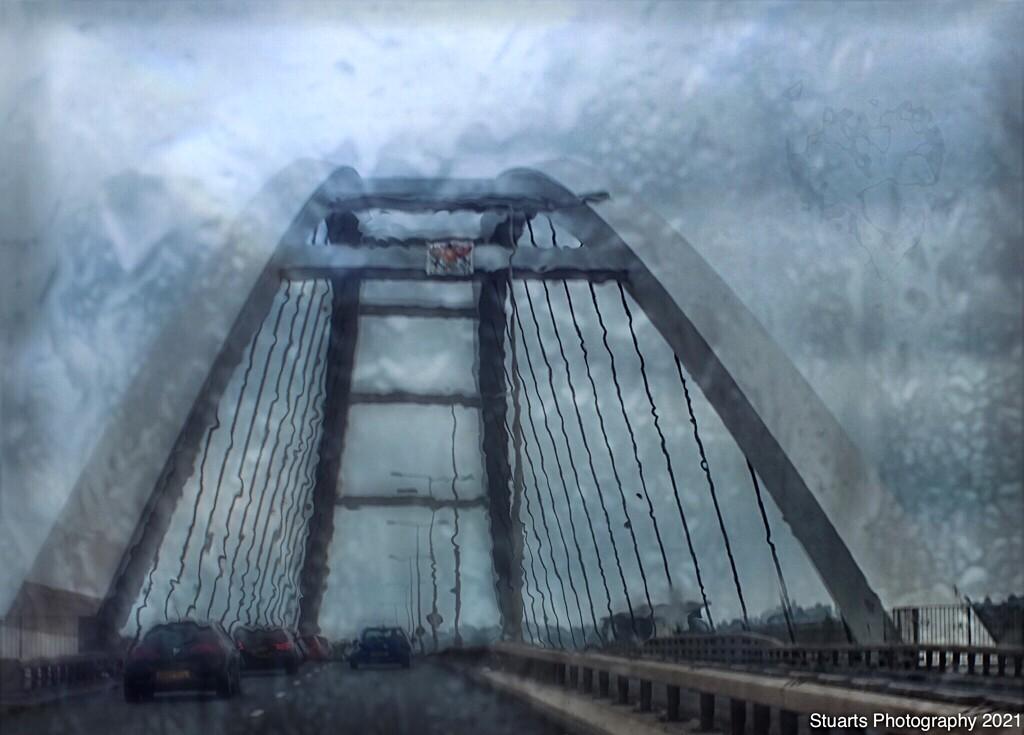 Storming the bridge by stuart46