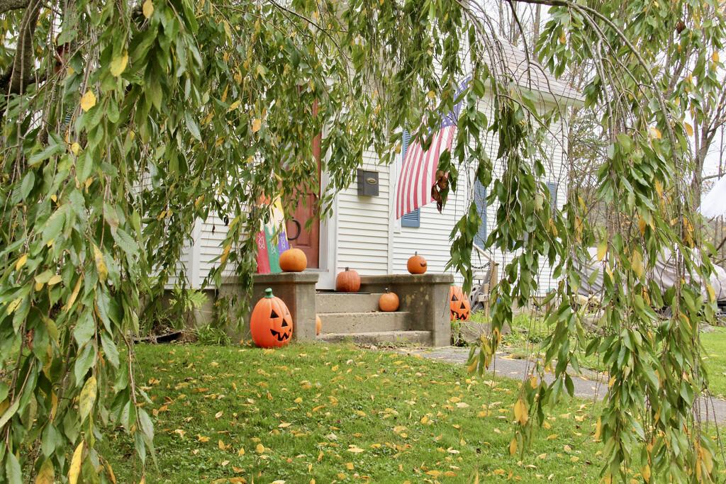 Halloween in Proctor VT by corinnec