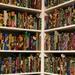 Books on a Book Shelf