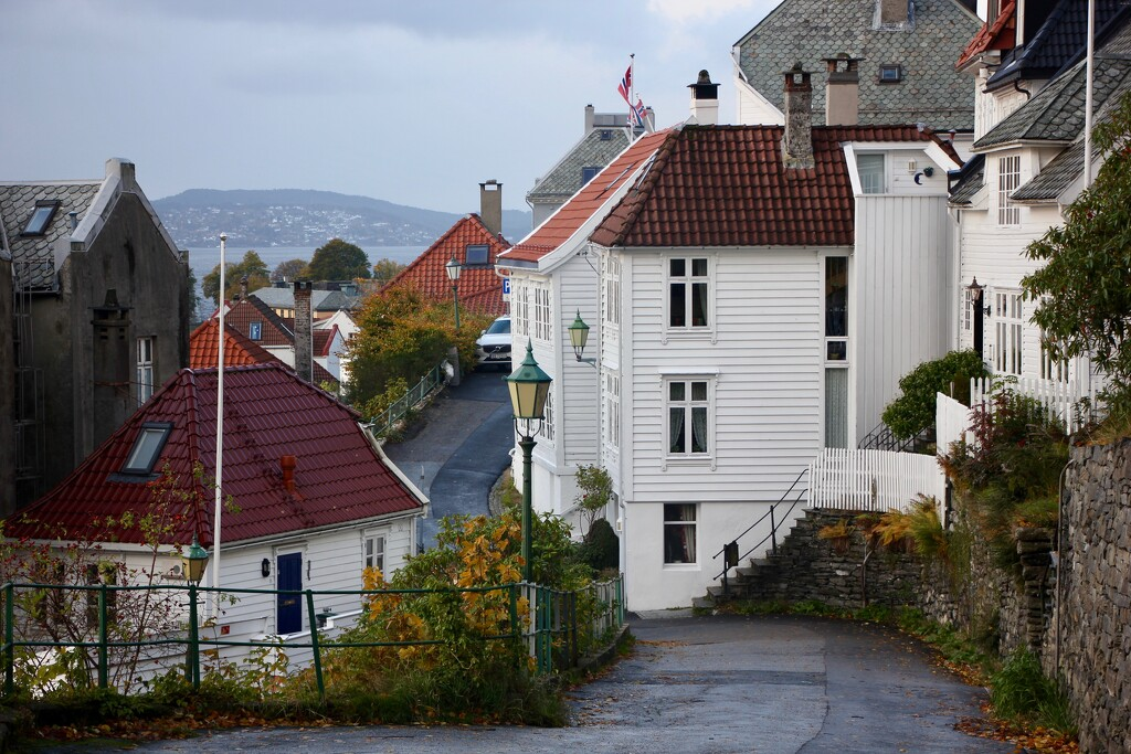 The Streets of Bergen by jamibann