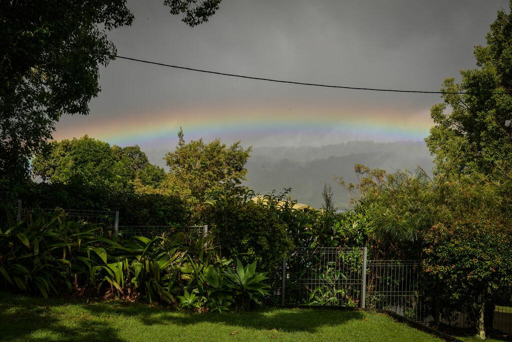 Friday rainbow.  by jeneurell