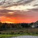 Sunset from Shaw's Ridge