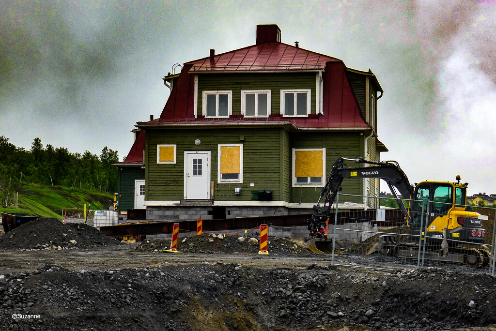 Kiruna, Sweden 2017 by ankers70