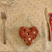 The heart tartare.