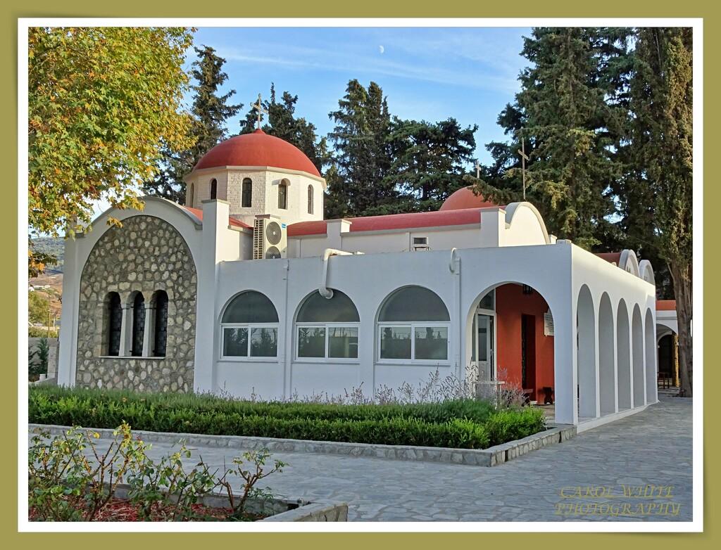 Agios Nectarios Women's Monastery,Kos by carolmw