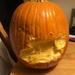 The dog ate my pumpkin