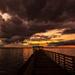 Cloudy Sunset!