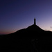 Silhouette - Cape Campbell lighthouse