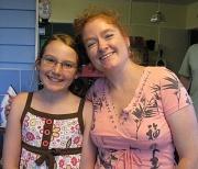 21st Jan 2011 - Riley & Lynda - Neice & Aunty