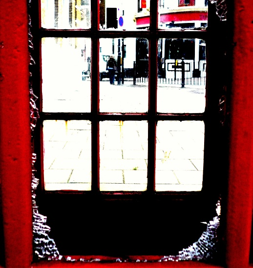 Phone Booth by andycoleborn