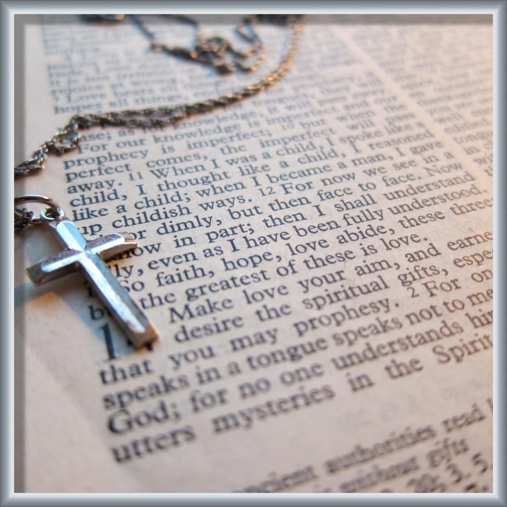 1 Corinthians 13:13 by allie912
