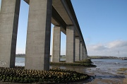 16th Jan 2011 - Orwell Bridge