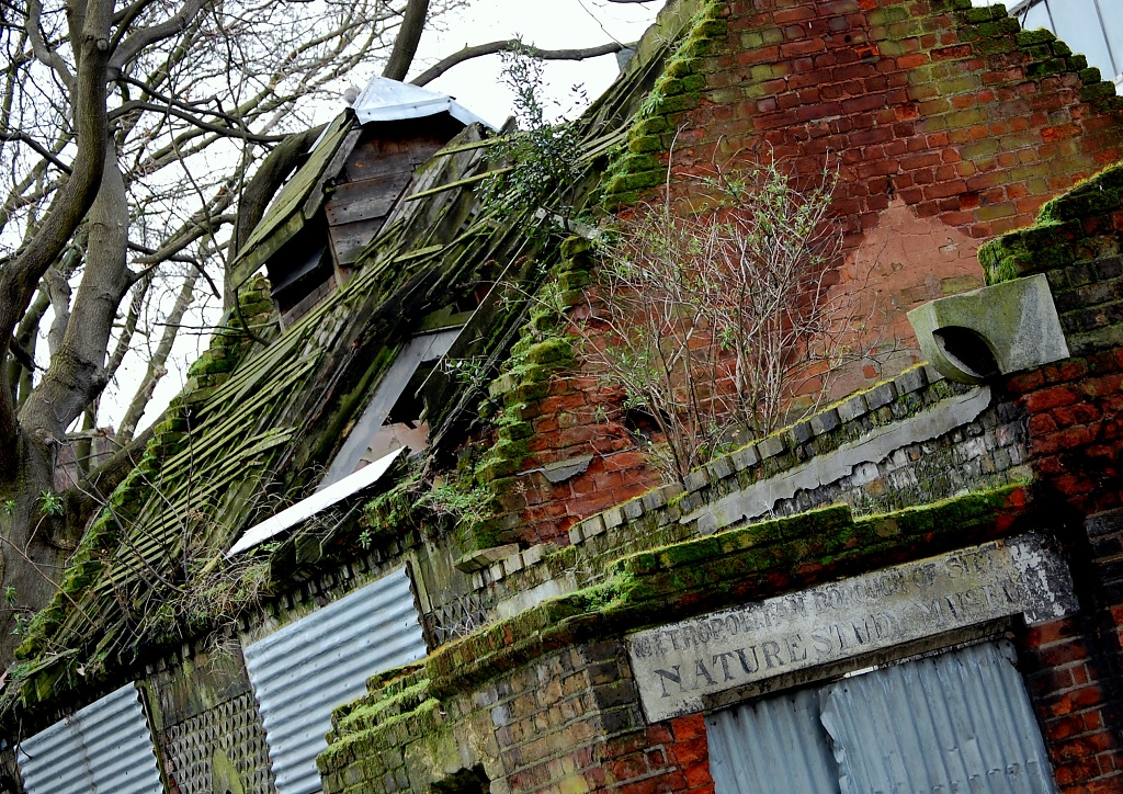 Derelict  by andycoleborn