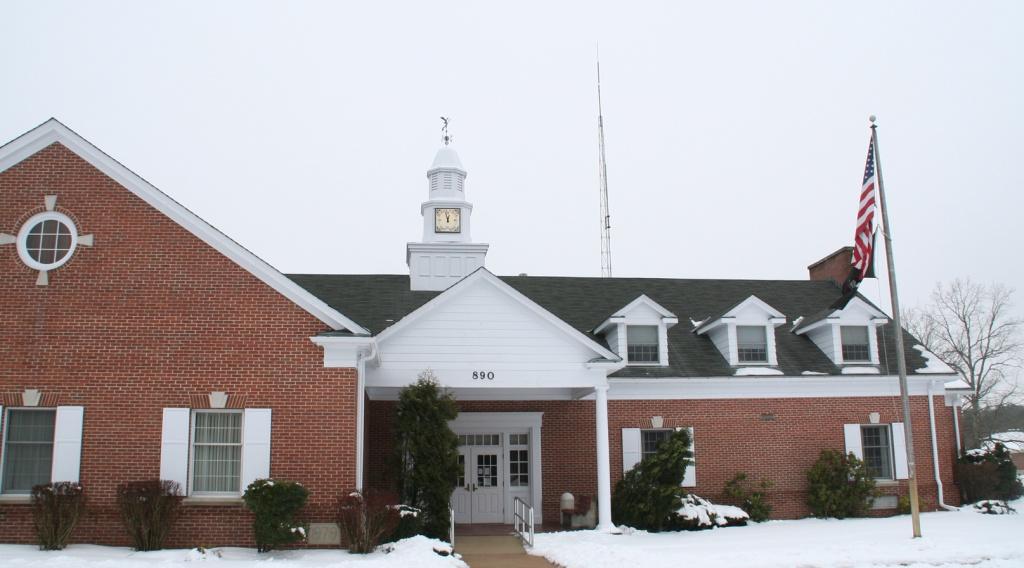 Township Municipal Building by hjbenson