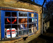 3rd Feb 2011 - Shop Window, Rodley