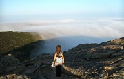 4th Feb 2011 - On top of Cadillac Mountain