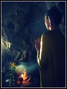 27th Feb 2010 - Buddha in a Cave