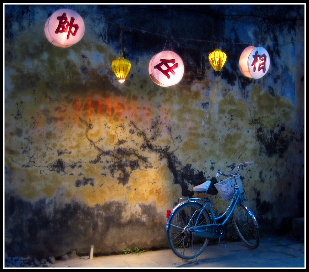 Hoi An Scene by lily