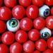 fireballs and eyeballs by aikimomm