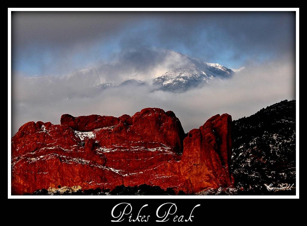 Pikes Peak by exposure4u