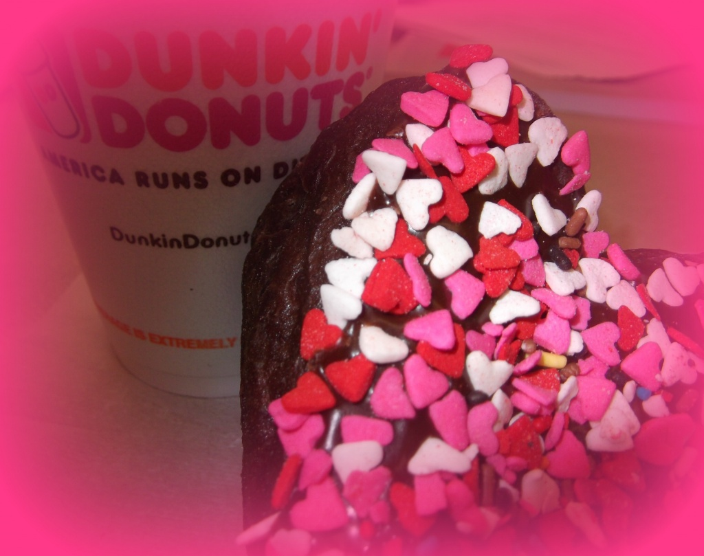 America ♥ Dunkin' Donuts by kerristephens