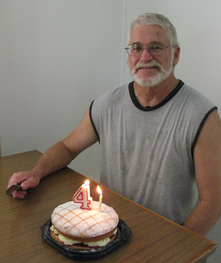 Birthday Boy! - Happy Birthday Bernie! by loey5150
