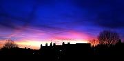 8th Feb 2011 - Woodhouse Sunset