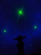 10th Feb 2011 - A Jedi is a bright star it is