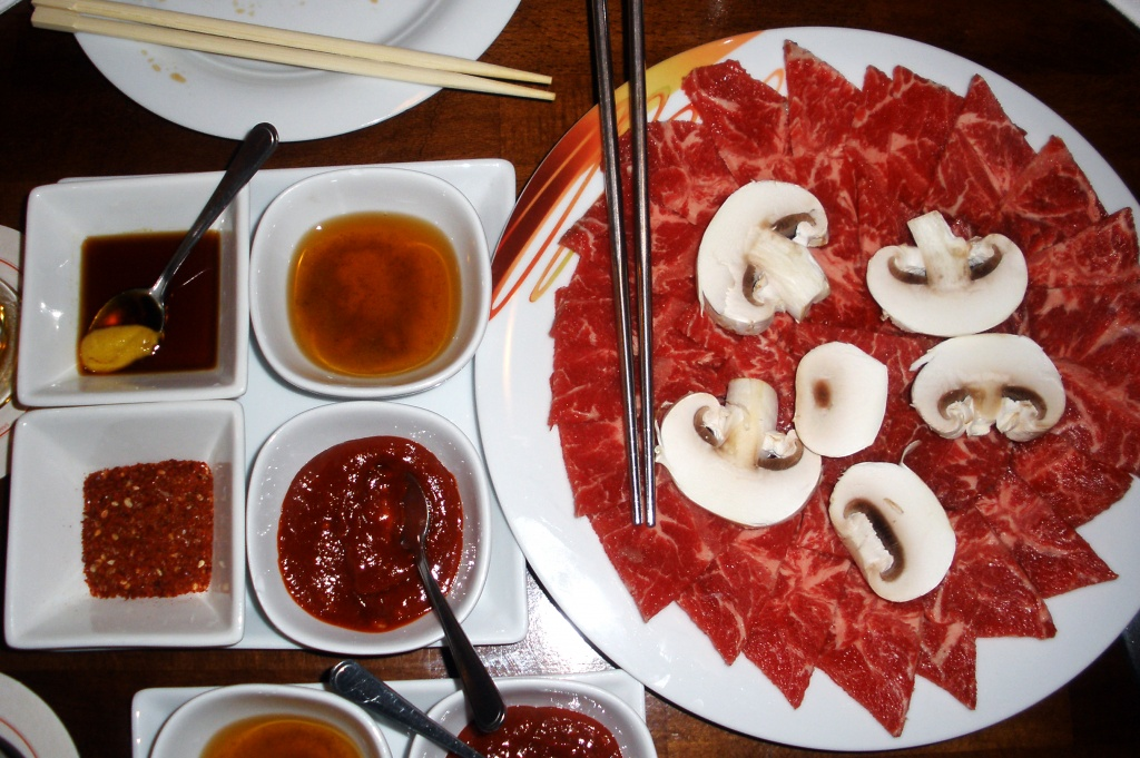 Korean BBQ  by harvey